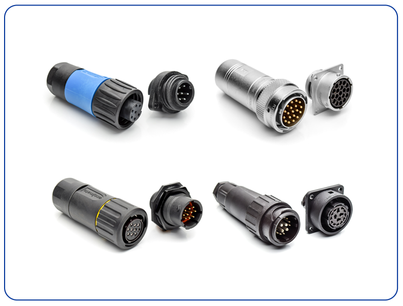 Ecomate Connectors