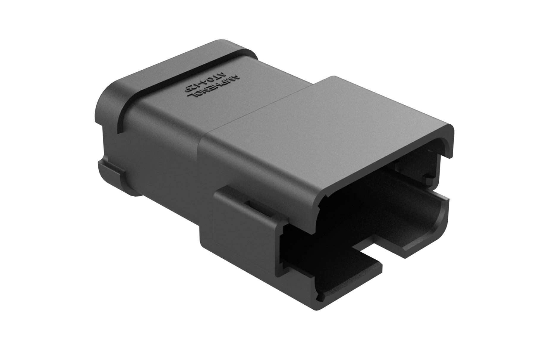 AT04-12PB-P021 12-way receptacle, (1) 12 pin busbar=78