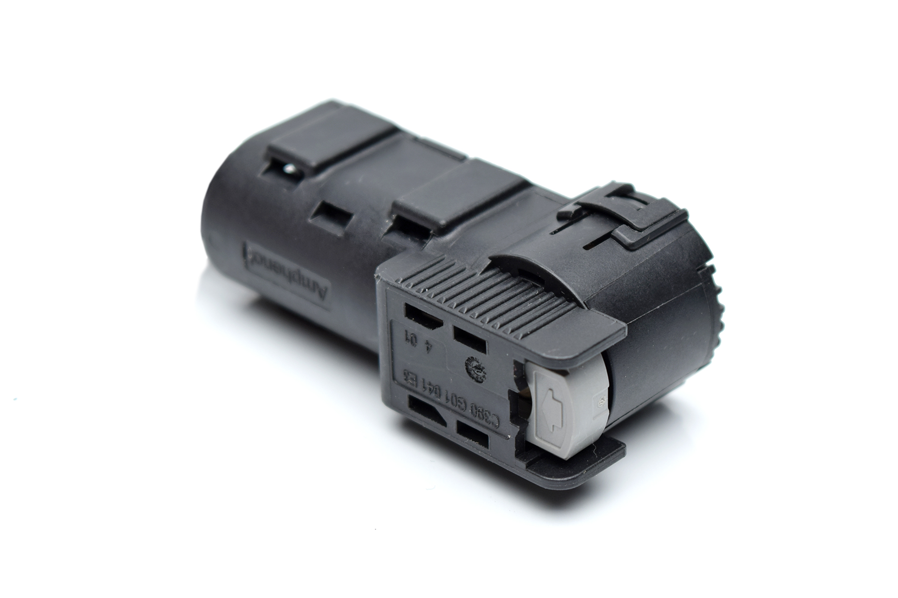 C390G02241E3 8mm Active Pinlock Housing cover for 35mm² wire