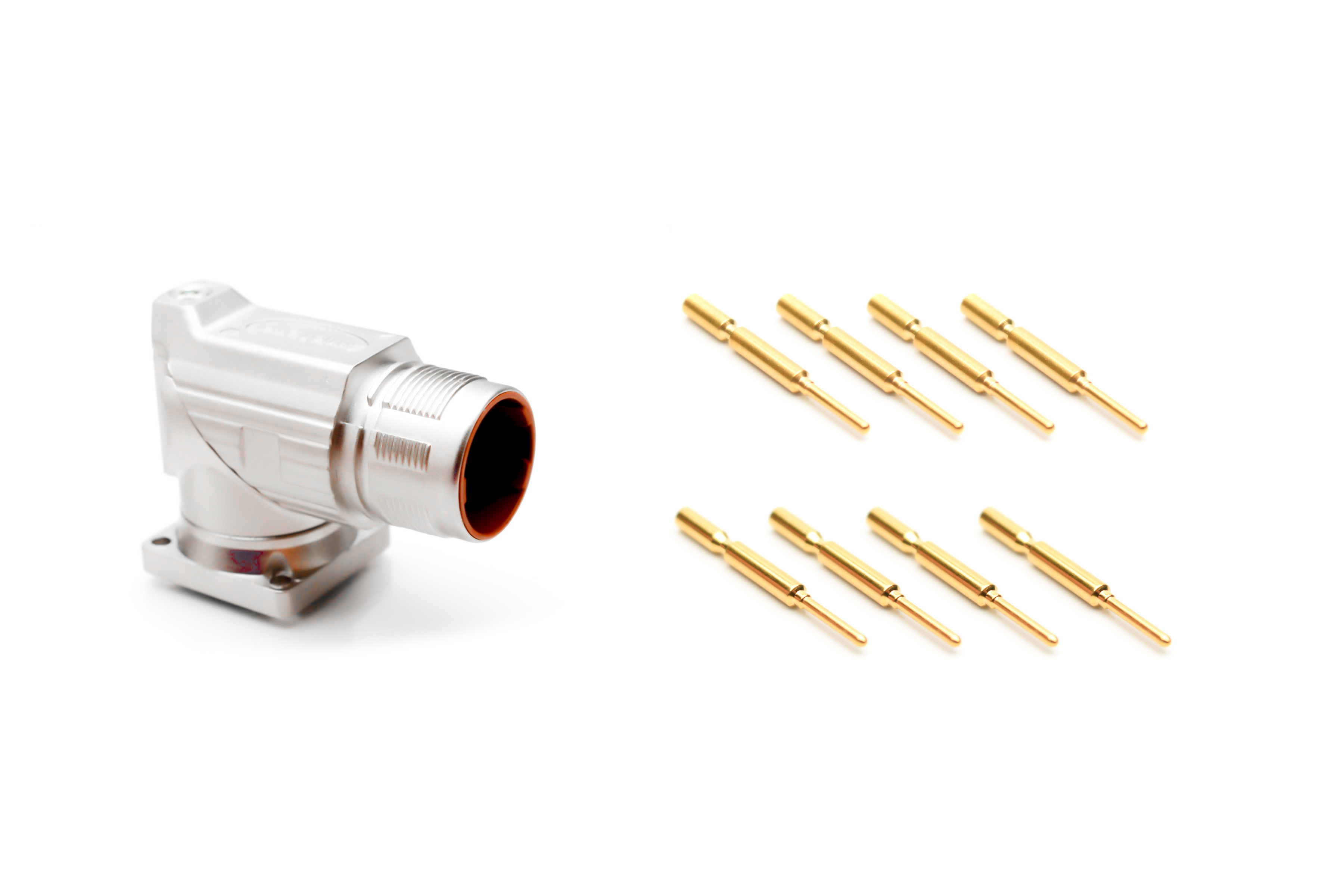 modern speaker wire pins motif
