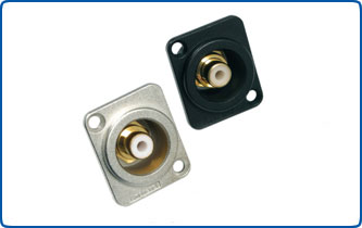 RCA Series D Type Chassis Mounts