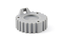 AHDC-16-6 6-Position Receptacle Cap. Compatible to part # HDC16-6