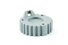 AHDC-16-9 9-Position Receptacle Cap. Compatible to part # HDC16-9
