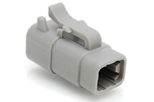 ATM06-4S 4-Way Plug, Female