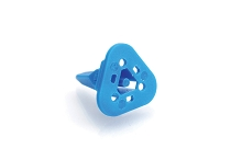 AW3S-1939  J1939 3-Way Wedgelock Plug, Blue. Comparable to parts #W3S-1939, 934482004