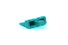 AW8P  8-Way Wedgelock Receptacle. Comparable to parts #W8P, 934475003