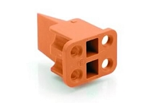 AWP-4S 4-Way Wedgelock Plug, Compatible to part # WP-4S