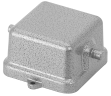 C146 30Z003 100 4 Housing cover with stud. Only for use in connection with male insert. Size A3/4. Comparable to PN# 9200035426
