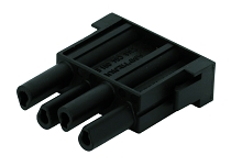 C146C05801E8 Socket module for stamped 2.5mm contacts. 5 pole