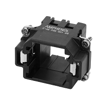 C146P06001G8  Frame for 2 Modules (1 x PE), Size E6