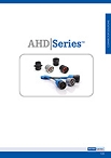 AHD Series Section of A Series Thermoplastic Connectors Catalog