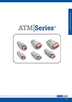ATM Section of A Series Thermoplastic Connectors Catalog