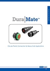 Duramate Section of A Series Thermoplastic Connectors Catalog