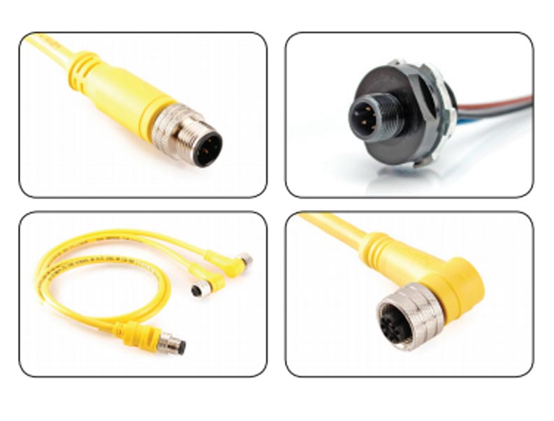 Control Communication Sensor Cordsets