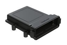 AIPXE-5X650B  AIPX LARGE  Enclosure with/out Vent Hole, Black. Comparable to PN# EEC-5X650B