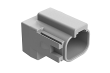 AT04-4P-RT03  4  Position Receptacle, Pin, Terminator