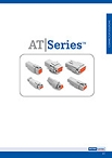 AT Series Section of A Series Thermoplastic Connectors Catalog