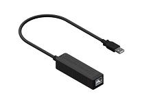Amphenol RJD1112-0500 Amphe-Dante Digital to Analog Audio RJ45 to XLR Adapter Single Channel