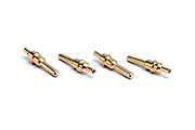 65-54749 - Diagnostic Grade™ Gold-Plated Male Contact Pin