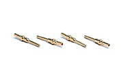 65-54756 - Diagnostic Grade Gold-Plated Male Contact Pin