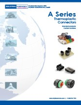 A Series Thermoplastic Connectors Catalog