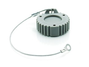 AHDC169-TM 9-Position Receptacle Cap