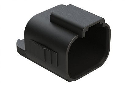 AT06-4S-CAP Protective Cover for 4-way Plug.  Comparable to PN #1011-346-0405