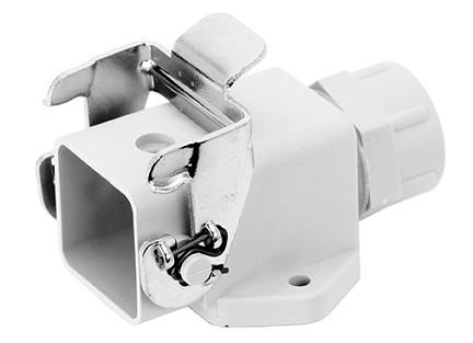 C146 10N003 500 4 Single side entry thermoplastic housing with gland bushing. Includes gasket. Comparable to PN# 19200030220