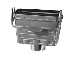 C14610R0168048 High profile hood for coupling application. With stud. Comparable to PN# 19300160757