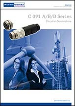 C091 A/B/D Series Circular Connectors Catalog