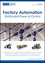 Factory Automation Distributed Power & Control Catalog